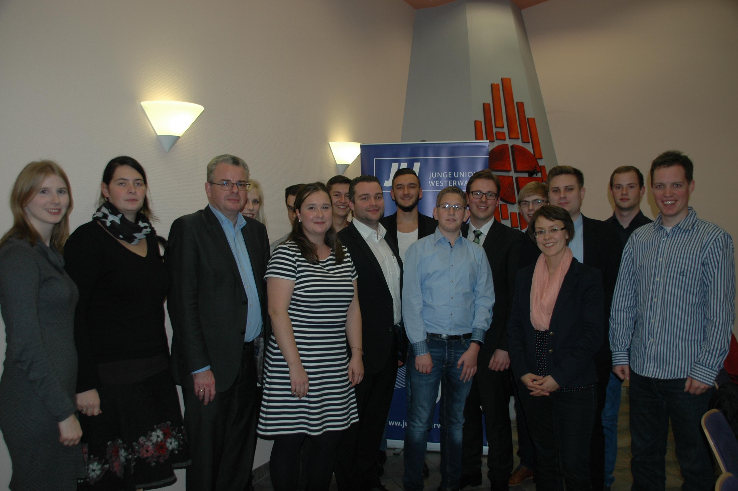 Kreistag der JU Westerwald 2017