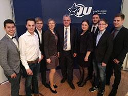 Landestag der Jungen Union Rheinland-Pfalz in Boppard
